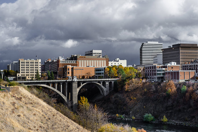 Spokane Downtown